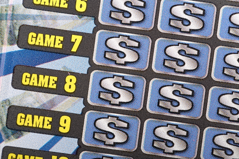 8142416-scratch-ticket-background